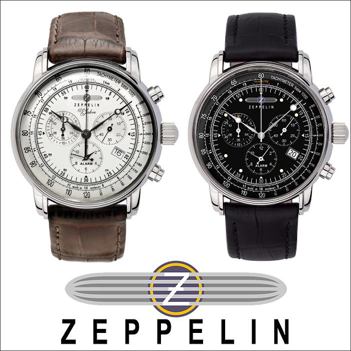 timeless design d7109 6edf0 《完売》ZEPPELIN ツェッペリン クロノグラフウォッチ【カタログ掲載】【送料無料】